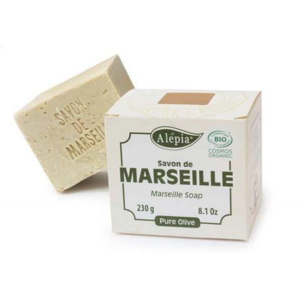 Savon de Marseille – Pure olive bio – Alepia