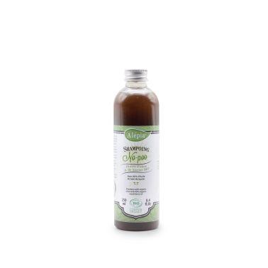 Shampoing No-poo – 40% de laurier bio – Alepia
