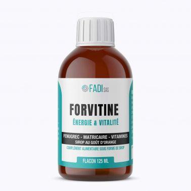 Forvitine – Sirop appétit-tonus à base de fenugrec, de matricaire – FADI