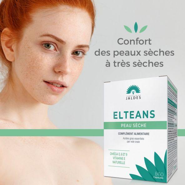 Elteans Capsules – Boîte de 60 capsules – Jaldes