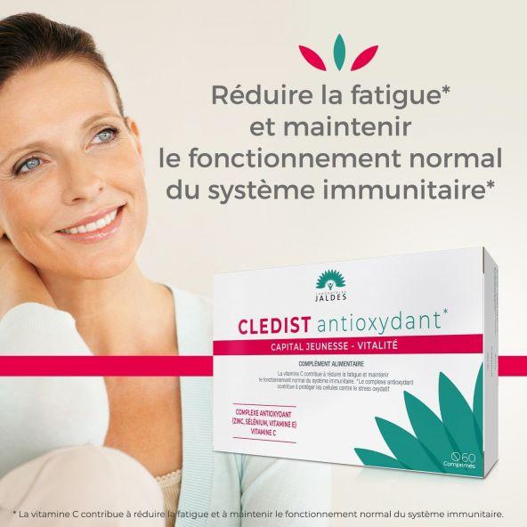 Cledist antioxydant – Boîte de 60 comprimés – Jaldes