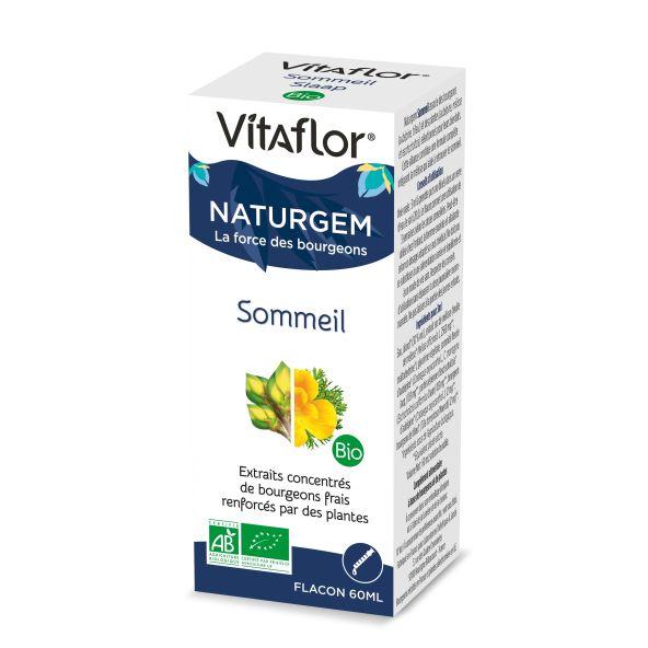 Complexe Sommeil Bio – Complexe gemmo-phyto – Vitaflor
