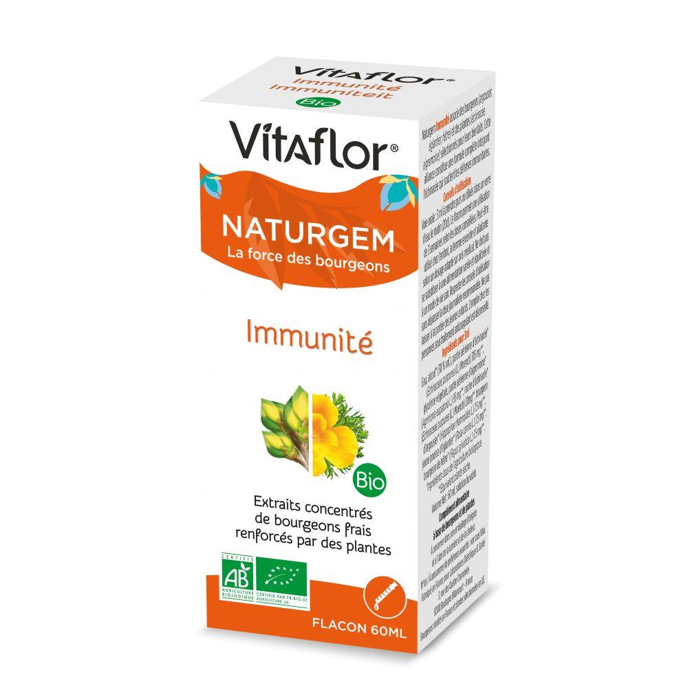 Complexe Immunité Bio – Complexe gemmo-phyto – Vitaflor