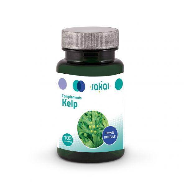 Kelp Sakai- 100 Comprimés