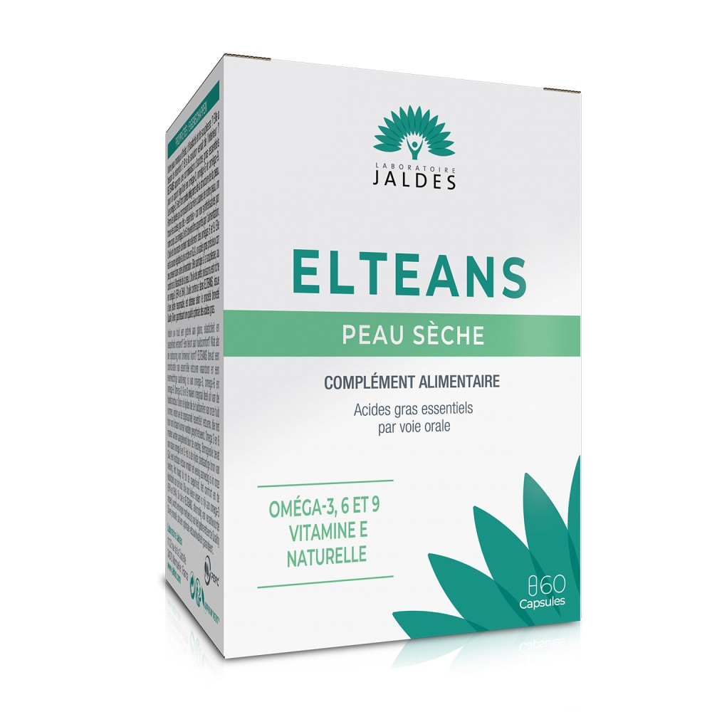 Elteans – 60 capsules – Redonne confort et souplesse à la peau Jaldes - 3