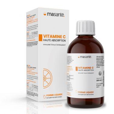 Vitamine C Liposomale liquide - Flacon 200 ml - Haute Absorption Ma Santé - 1