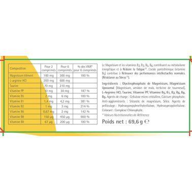 D-Stress – 80 comprimés – Synergia