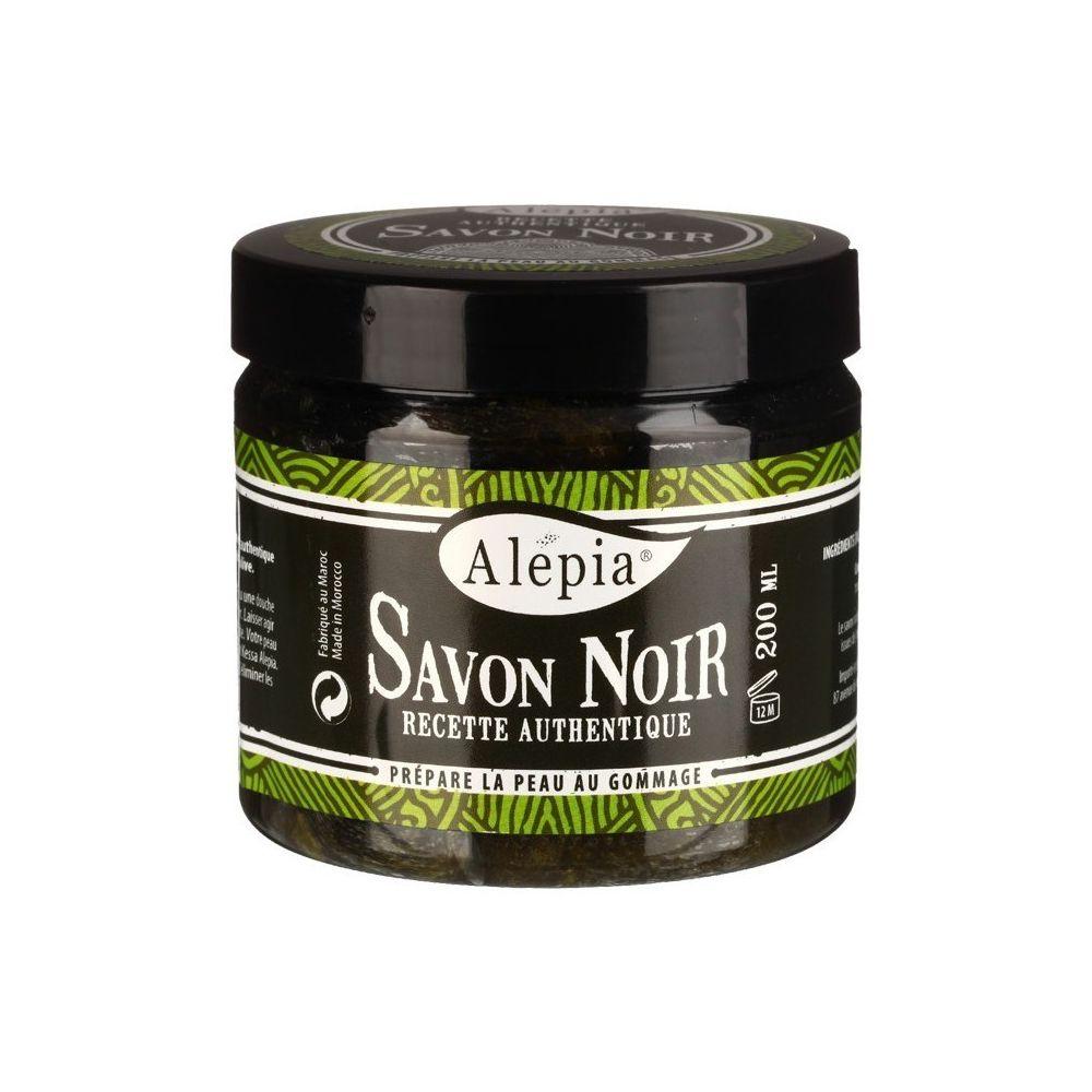 Savon noir authentique Alepia
