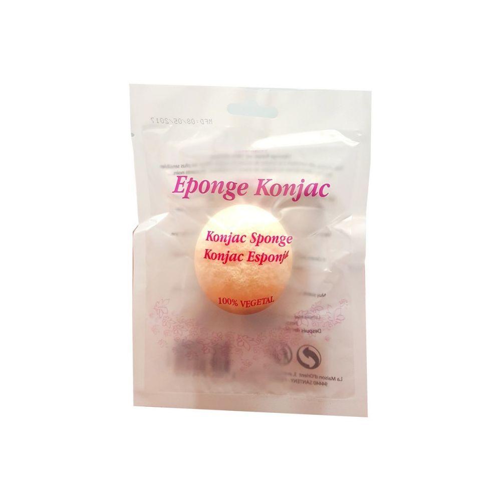 Eponge Konjac - Efface les imperfections et les points noirs Alépia - 1