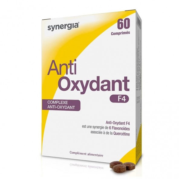 AntiOxydant F4 – Synergia