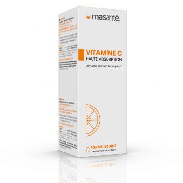 Vitamine C Liposomale liquide - Flacon 200 ml - Haute Absorption Ma Santé - 2