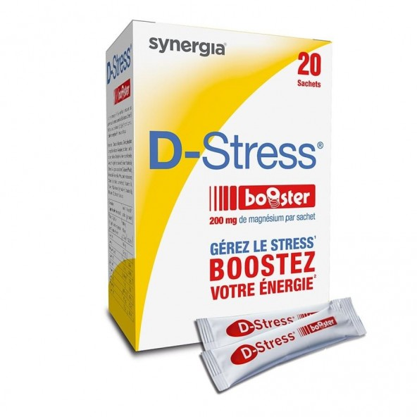 D-Stress Booster – Synergia