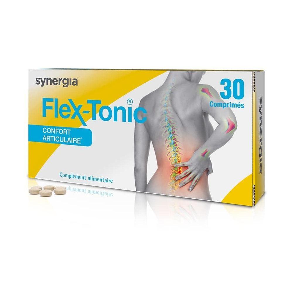 Flex-Tonic – 30 comprimés – Synergia