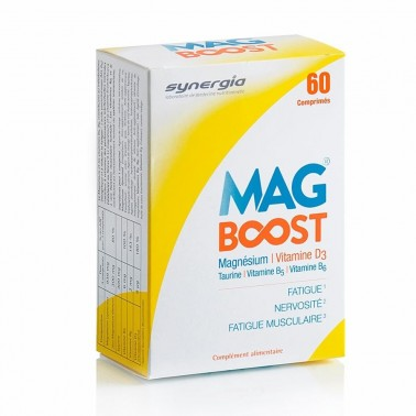 MagBoost comprimés – Synergia