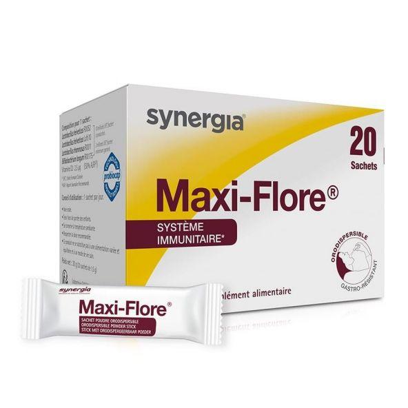 Maxi-Flore orodispersible – Synergia