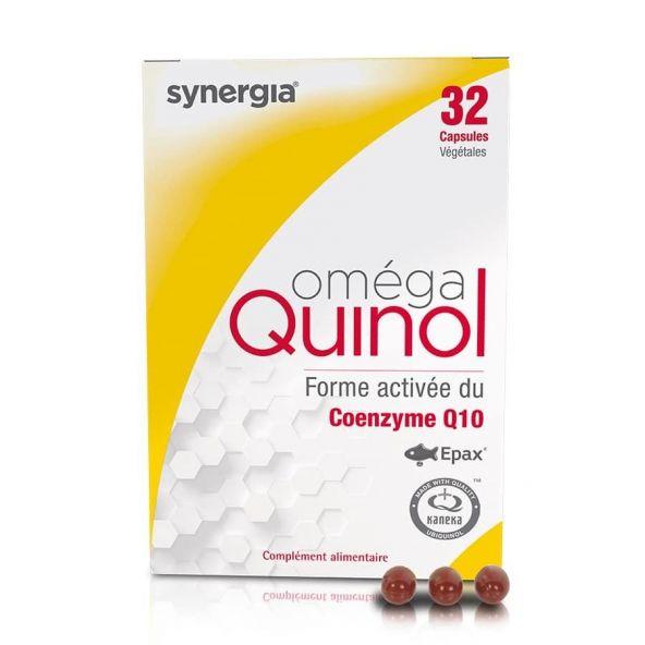 Oméga Quinol – Synergia
